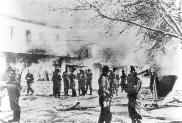 Η Σφαγή του Διστόμου - Αφιέρωμα - Σαν Σήμερα .gr