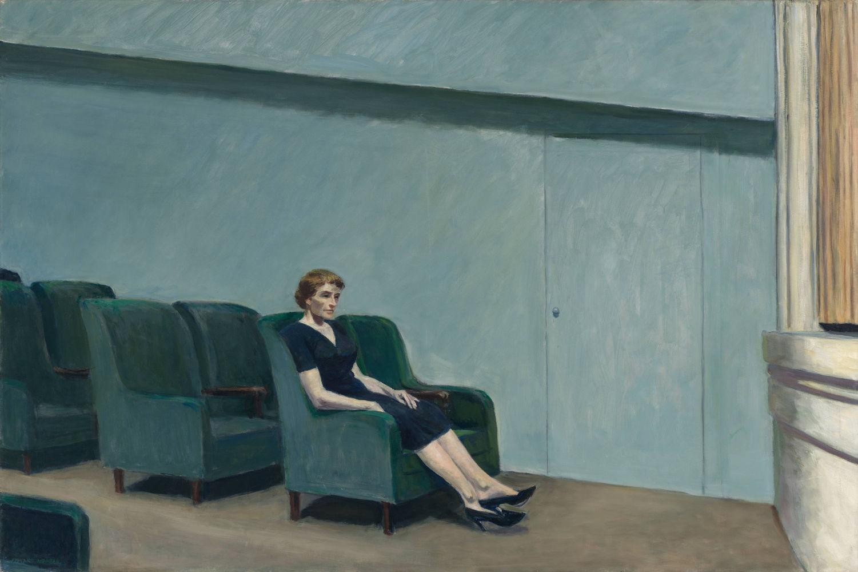 Intermission (1963), Μουσείο Μοντέρνας Τέχνης του Σαν Φρανσίσκο
