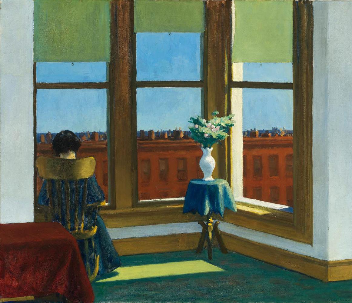 Room in Brooklyn (1932), Μουσείο Καλών Τεχνών Βοστώνης
