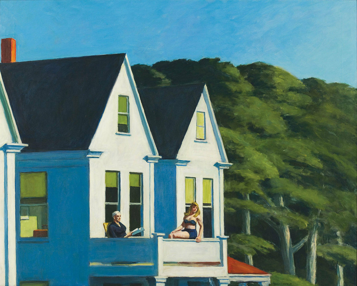 Second Story Sunlight (1960), Ιδιωτική Συλλογή