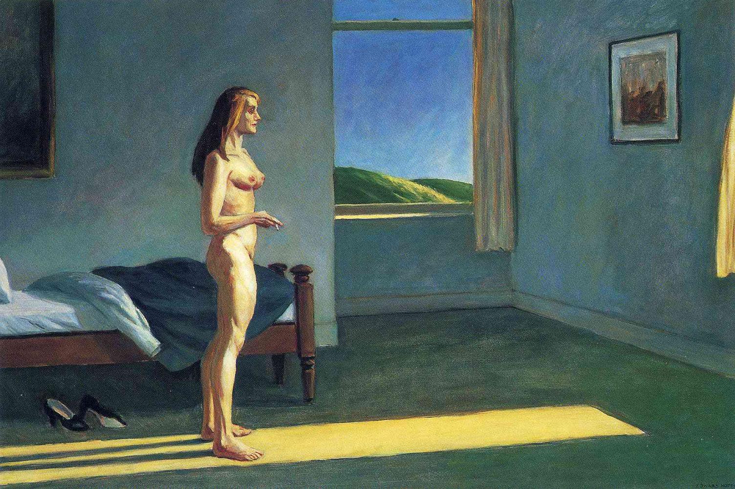 Woman in the Sun (1961), Μουσείο Γουίτνεϊ της Νέας Υόρκης