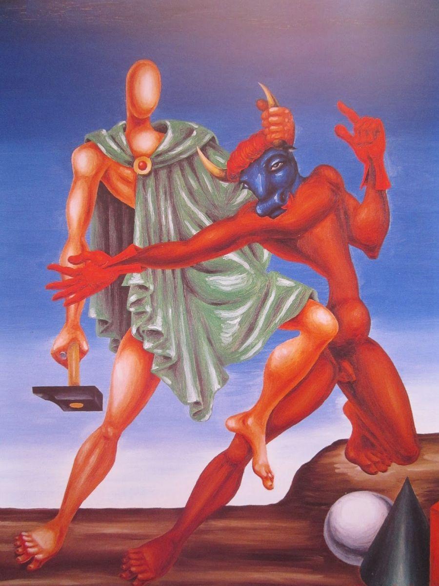 Θησέας και Μινώταυρος (1950)
