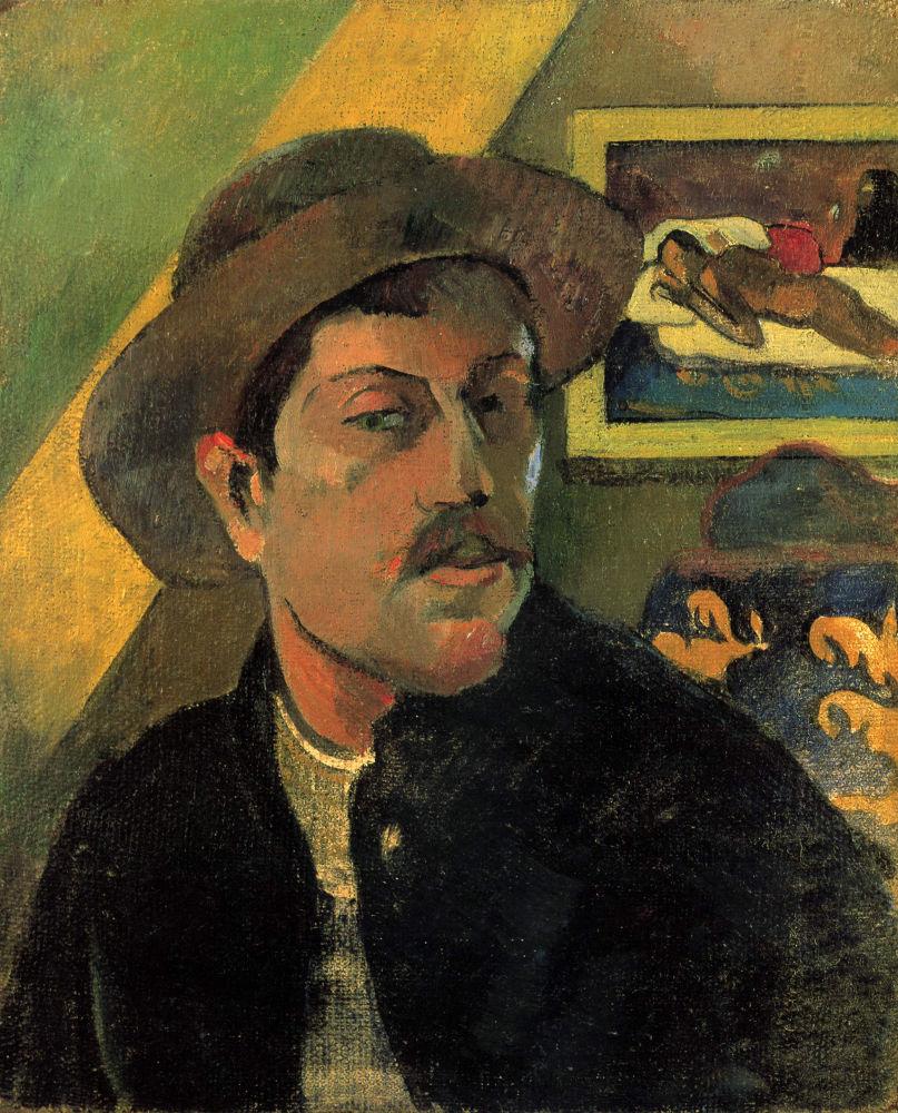 Αυτοπροσωπογραφία (1893) - Μουσείο Ορσέ του Παρισιού