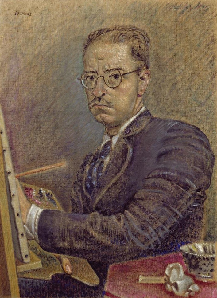Αυτοπροσωπογραφία (1942)