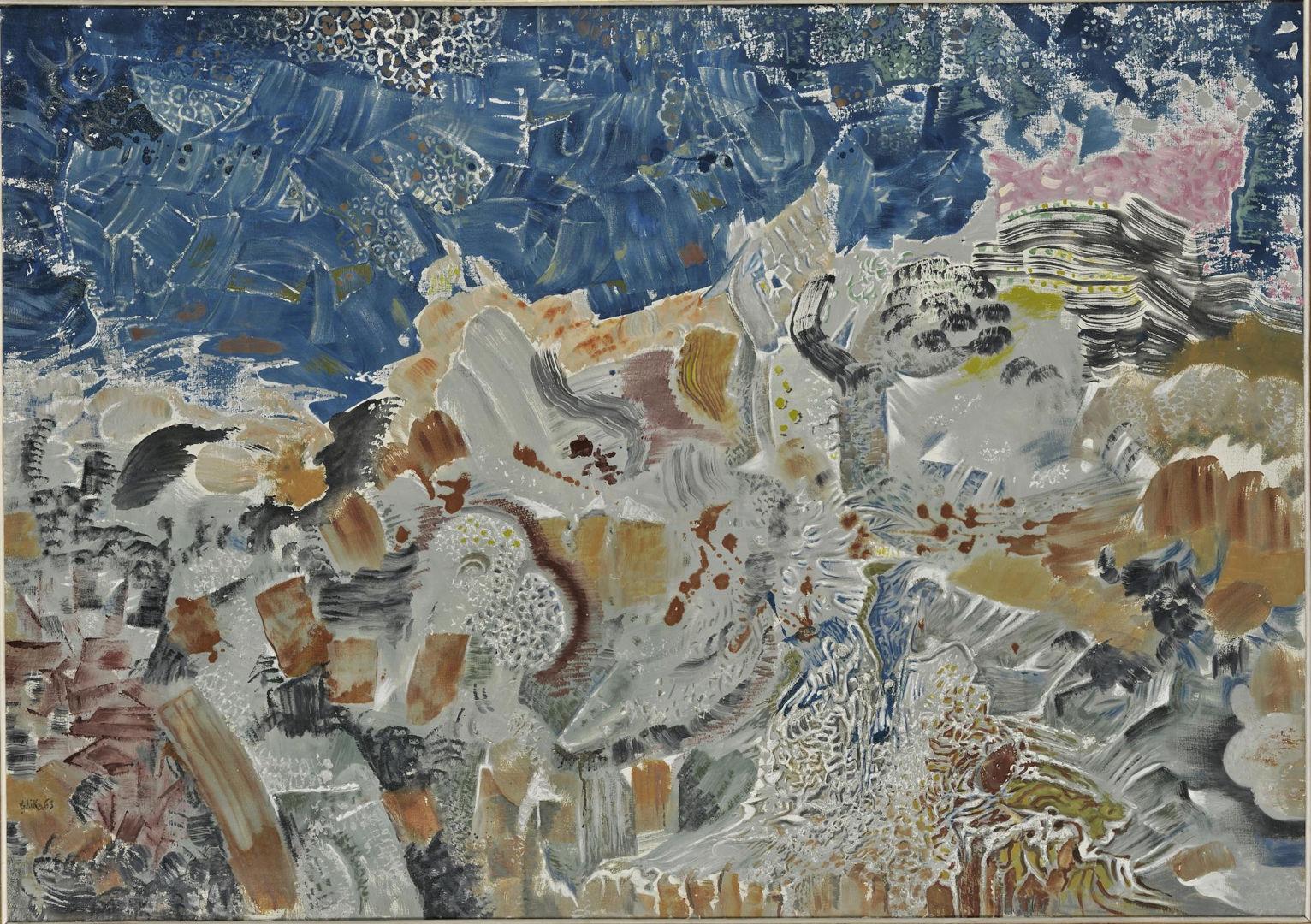 Ανεμοδαρμένο ακρωτήρι (1965)
