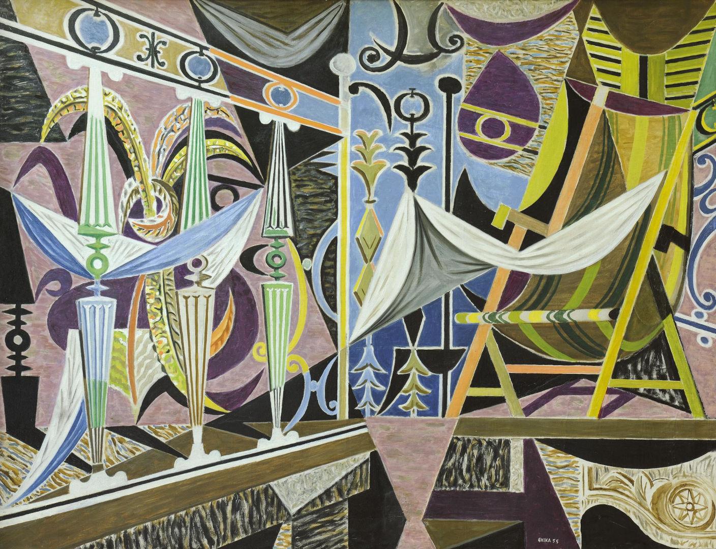 Αθηναϊκό μπαλκόνι (1955)