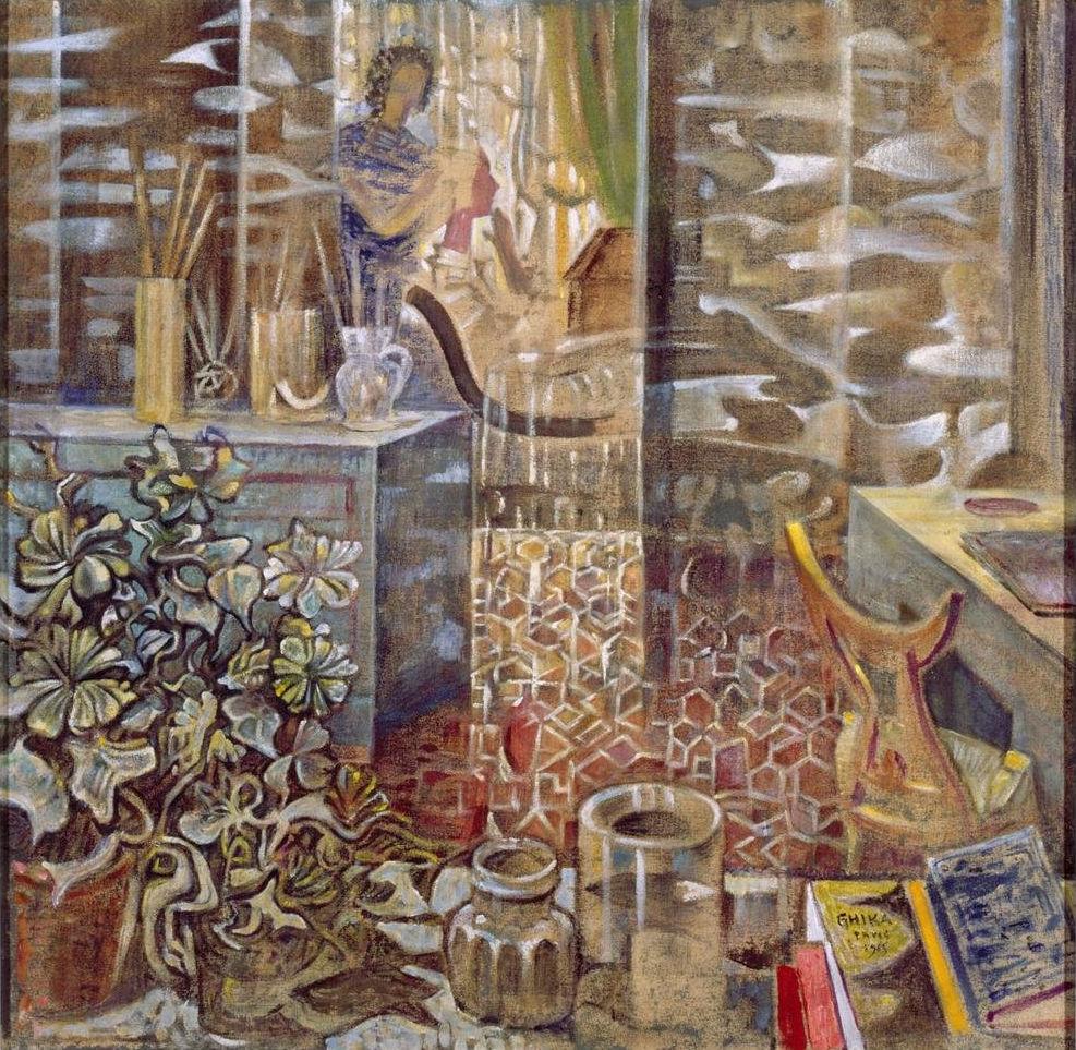 Εργαστήρι στο Παρίσι (1965)