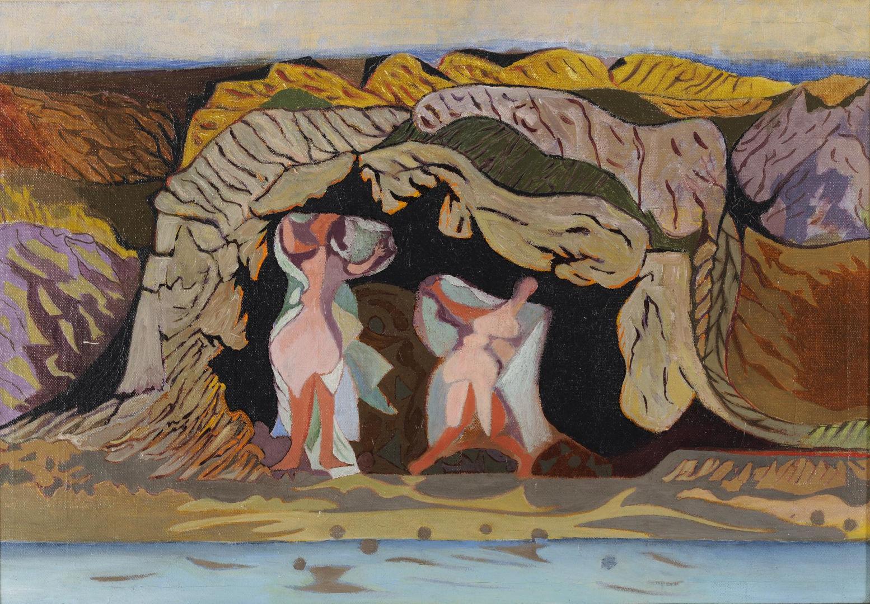 Λουόμενες στη σπηλιά (1930)