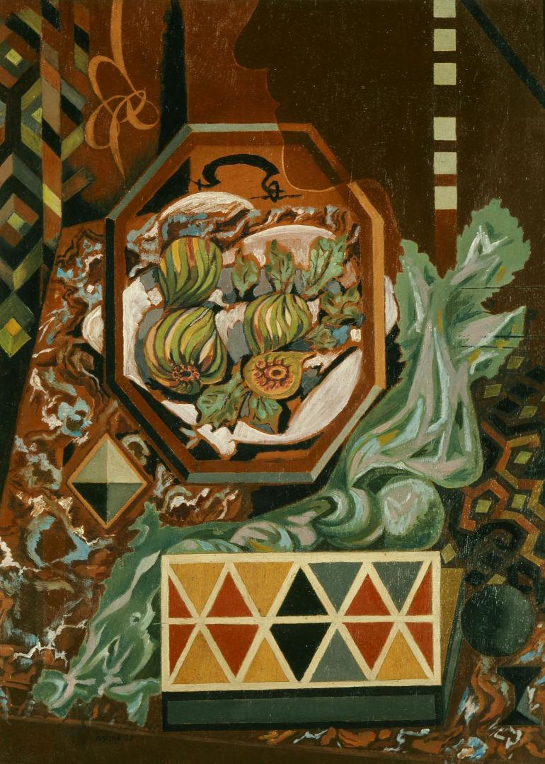 Νεκρή φύση με σύκα (1935)