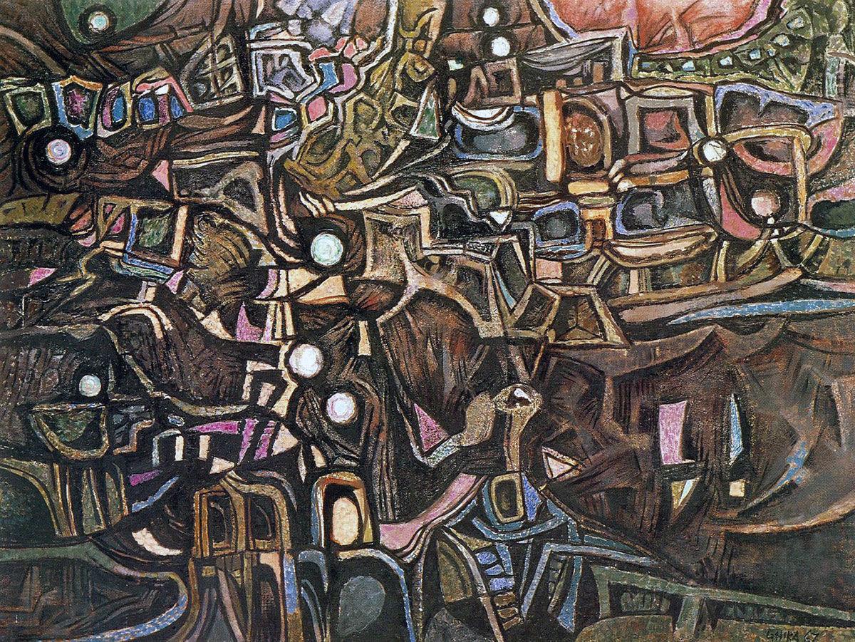 Νυχτερινό λιμάνι (1967)