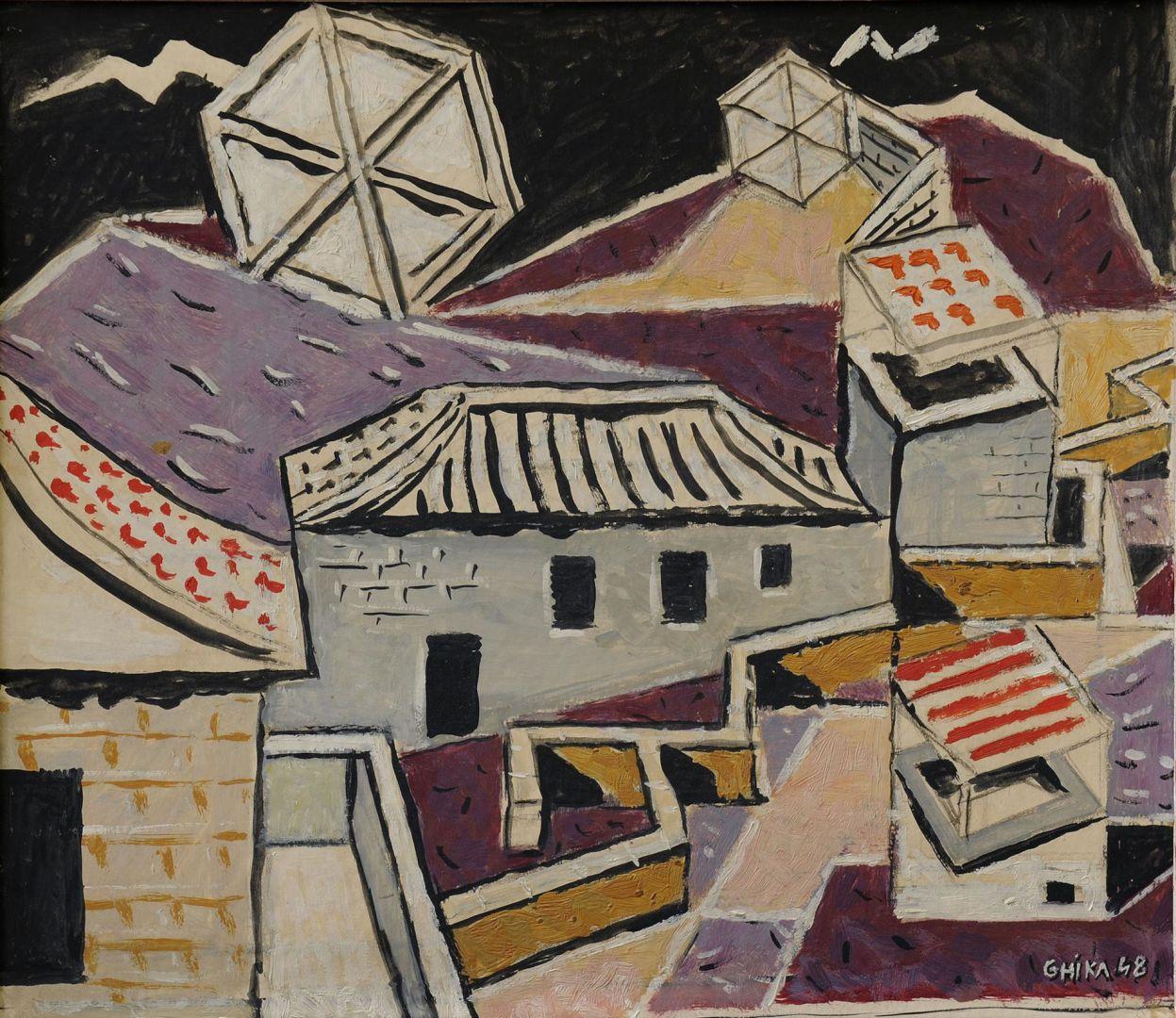 Στέγες και αετοί (1948)