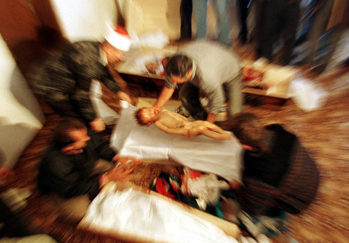 Παιδί δύο ετών νεκρό στο Κόσοβο από τον στρατό της Γιουγκοσλαβίας