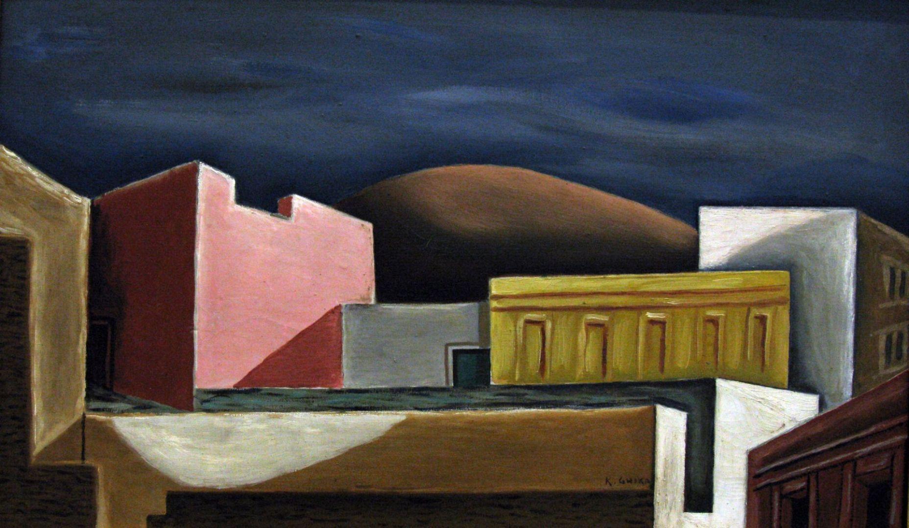 Σπίτια της Αθήνας (1927 - 1928)