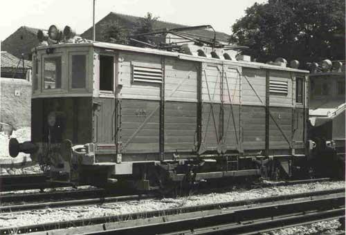 Υβριδική ηλεκτράμαξα GOOSSENS (1911)
