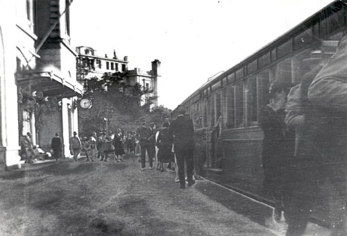 Ο παλαιός Σταθμός Φαλήρου (1907)