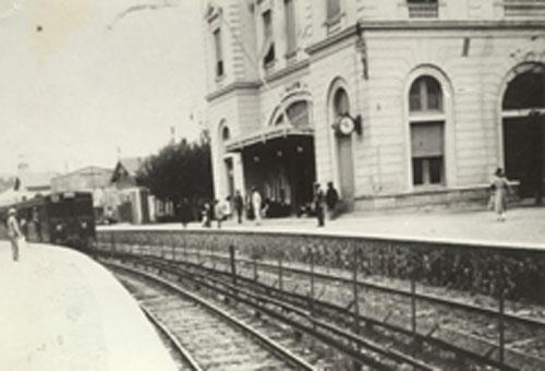 O Παλαιός Σταθμός Φαλήρου (1920)