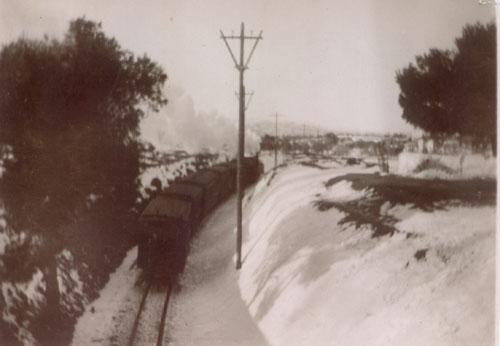 Το Θηρίο προς τη χιονισμένη Κηφισιά (1931)