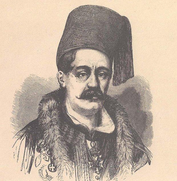 Ο Ιωάννης Κωλέττης την εποχή που υπηρετούσε ως πρεσβευτής στο Παρίσι  (χαλκογραφία εποχής) dec97ea1e20