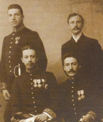 Ion Dragoumis diplomates