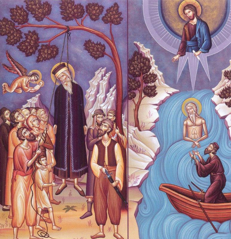 Αποτέλεσμα εικόνας για αγιος κοσμασ ο αιτωλος