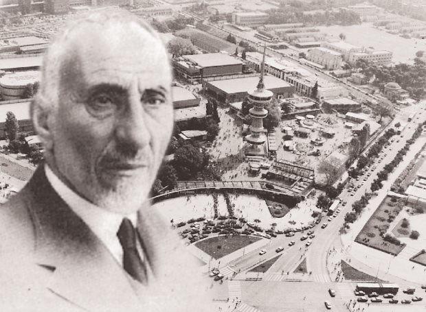 Νικόλαος Γερμανός, ο ιδρυτής της ΔΕΘ.