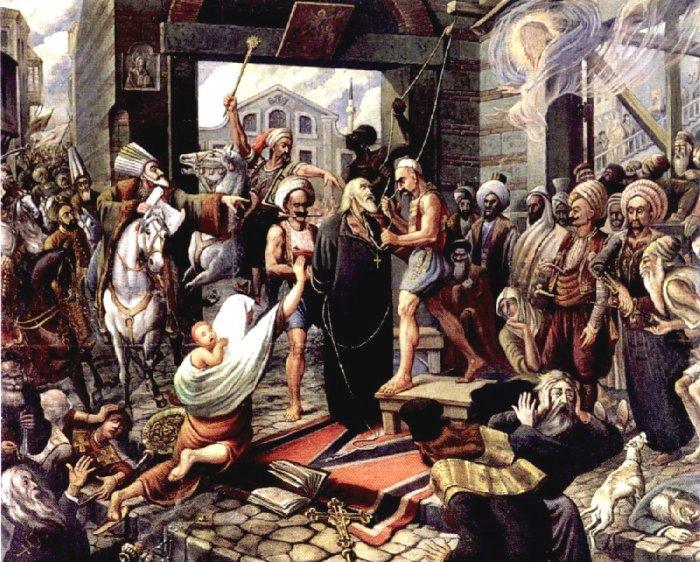 Αποτέλεσμα εικόνας για Άγιος Γρηγόριος Ε' Πατριάρχης Κωνσταντινουπόλεως