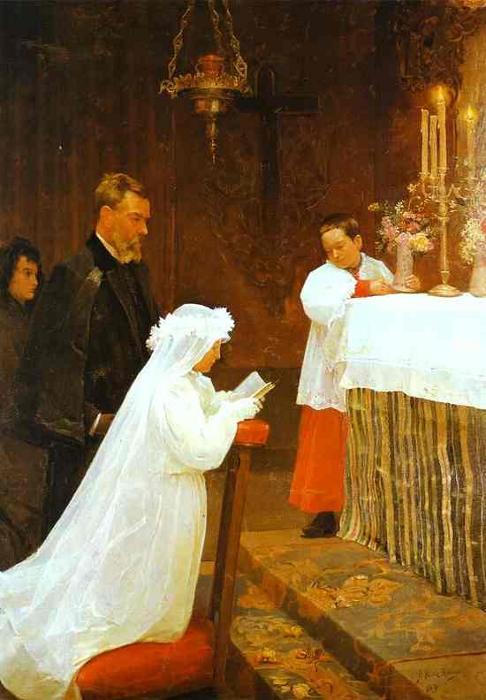 Πρώτη Κοινωνία (1896)