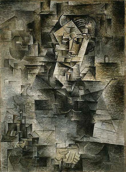 Πορτρέτο του Ντάνιελ Χένρι Κανβάιλερ (1910)