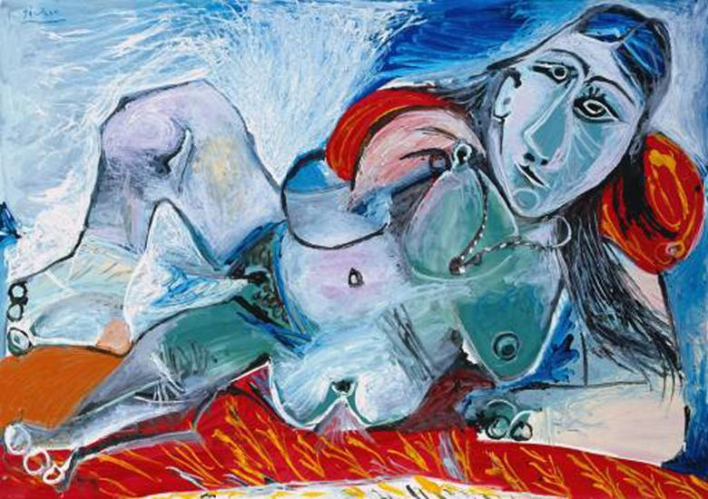 Γυμνή Γυναίκα με περιδέραιο (1968)