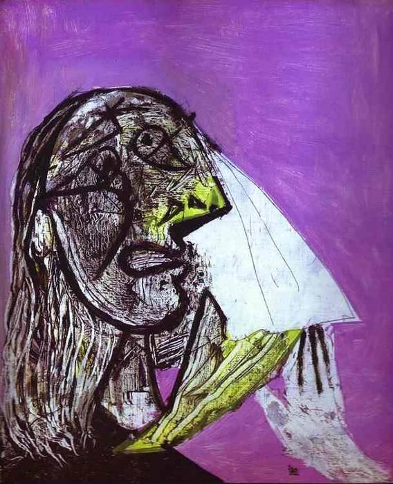 Γυναίκα που κλαίει (1937)