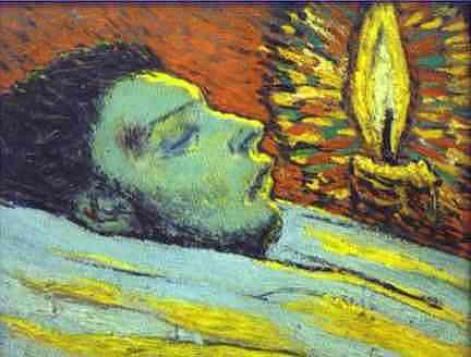 Ο Θάνατος του Καζαχέμας (1901)