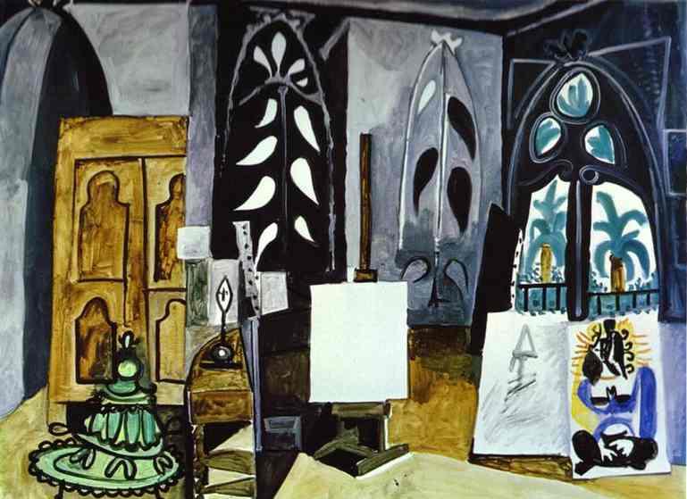 """Το Στούντιο """"Καλιφόρνια"""" στις Κάννες (1957)"""