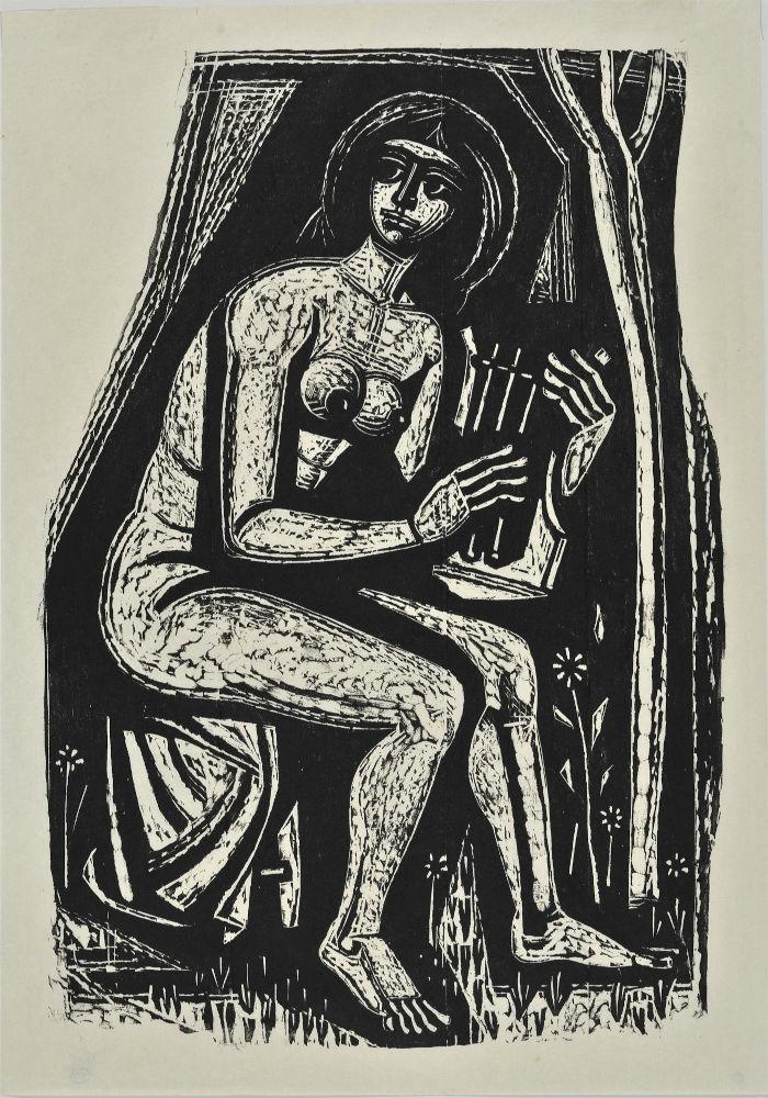 «Άσμα Ασμάτων». Σπουδή, 1964