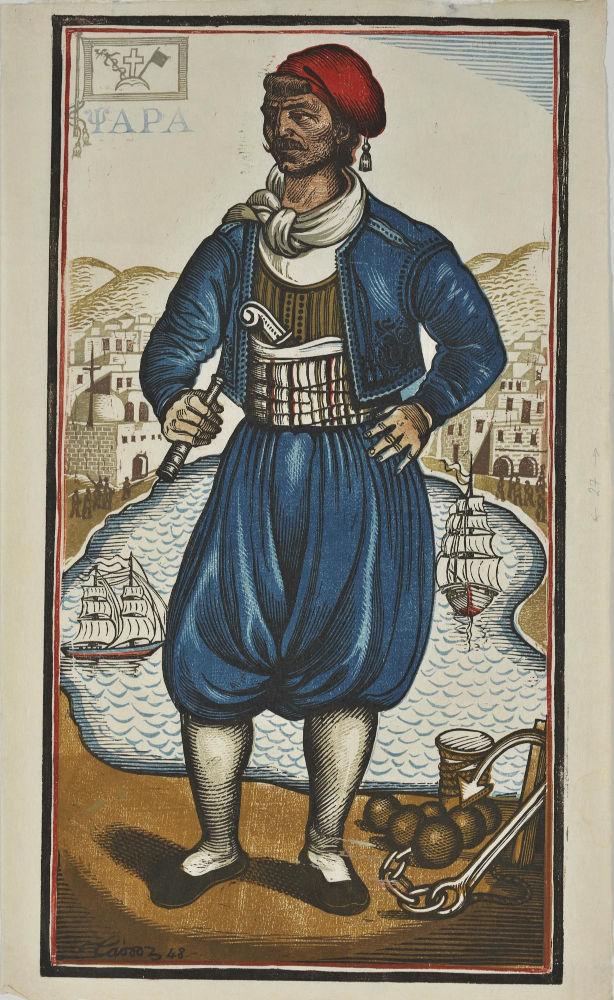 Ο Κανάρης, 1948
