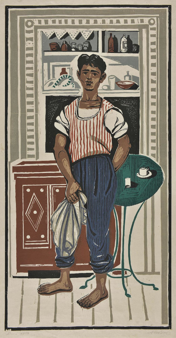 Το παιδί της ταβέρνας, 1957