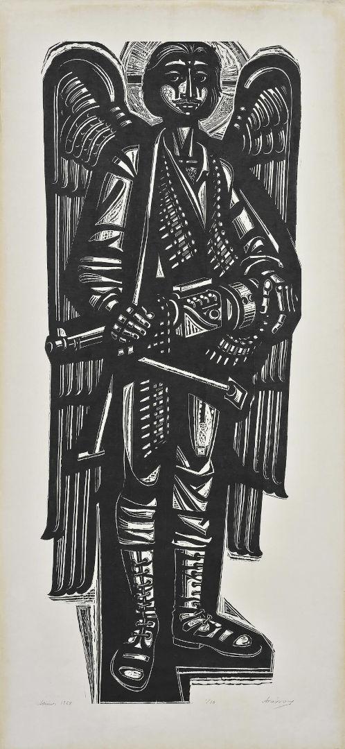 Μνήμη Τσε Γκεβάρα. O Αρχάγγελος με το πολυβόλο Α, 1968