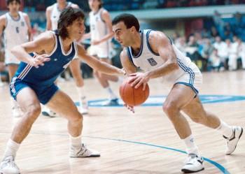 Eurobasket_87-Nikos_Galis-Yugoslavia Ο ελληνικός θρίαμβος στο Ευρωμπάσκετ του 1987