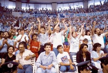 Eurobasket_87-kerkida Ο ελληνικός θρίαμβος στο Ευρωμπάσκετ του 1987