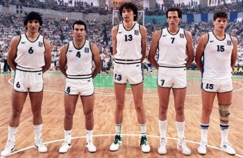 Eurobasket_87-team Ο ελληνικός θρίαμβος στο Ευρωμπάσκετ του 1987
