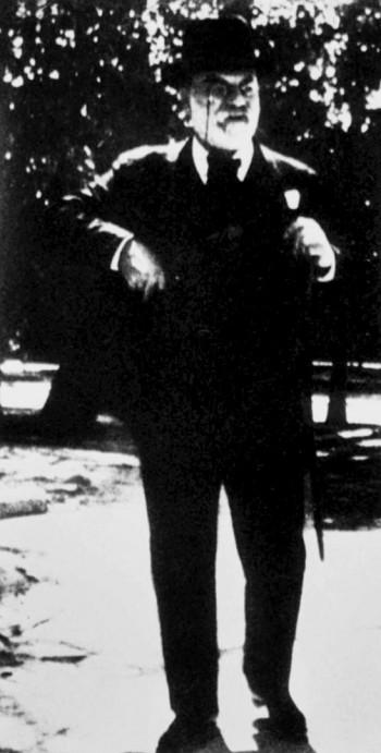 Ο Πέτρος Πρωτοπαπαδάκης, την ημέρα της ορκωμοσίας του ως πρωθυπουργός
