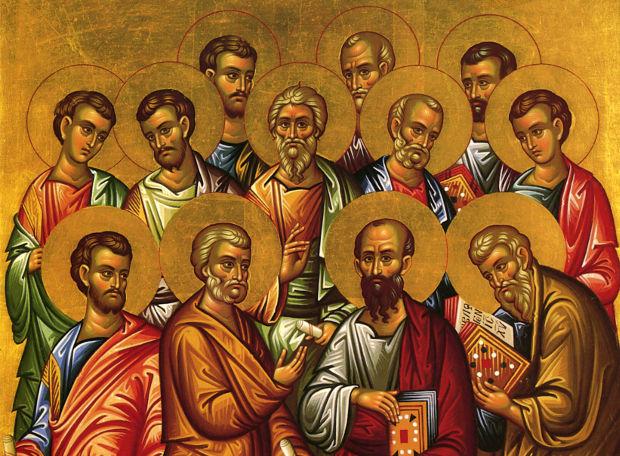 Αποτέλεσμα εικόνας για Αγίους 12 Αποστόλους