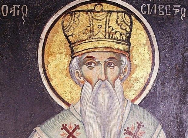 Αποτέλεσμα εικόνας για Άγιος Σίλβεστρος Πάπας Ρώμης