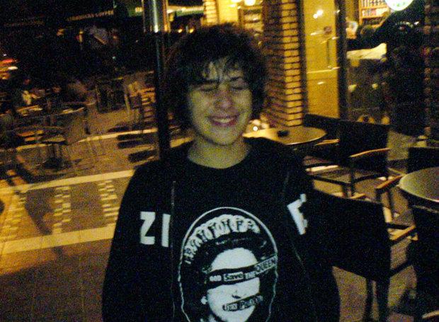 Ο 15χρονος Αλέξανδρος Γρηγορόπουλος