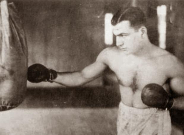 Ο Αντώνης Χριστοφορίδης το 1938