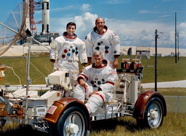 Το πλήρωμα του «Απόλλων 17»
