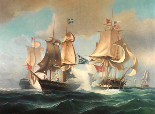 Η Δεύτερη Ναυτική Εκστρατεία στην  Αίγυπτο