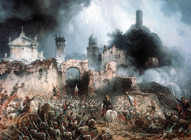 Η Μάχη του Σολφερίνο