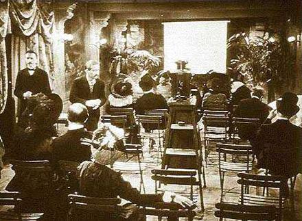 13 Φεβρουαρίου 1894: Γεννήθηκε ο κινηματογράφος από τους αδελφούς Λιμιέρ