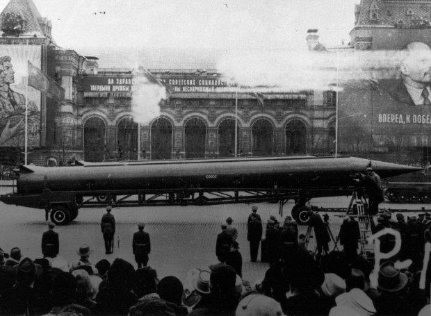 Σοβιετικός βαλλιστικός πύραυλος R-12