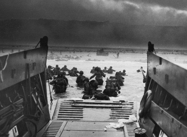 Η Απόβαση στη Νορμανδία ή D-Day, όπως έμεινε στην ιστορία.